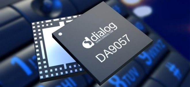 Dialog Semiconductor Realtime