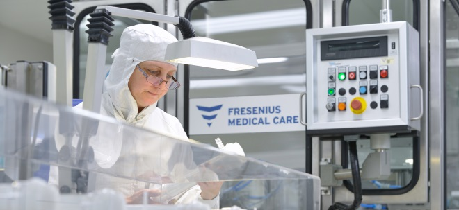 FMC-Aktionäre strafen Fresenius Medical Care-Management ab