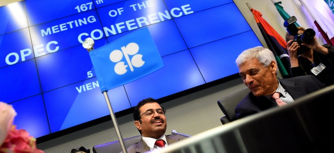 'OPEC+' weitet Ölproduktion um eine Million Barrel am Tag aus